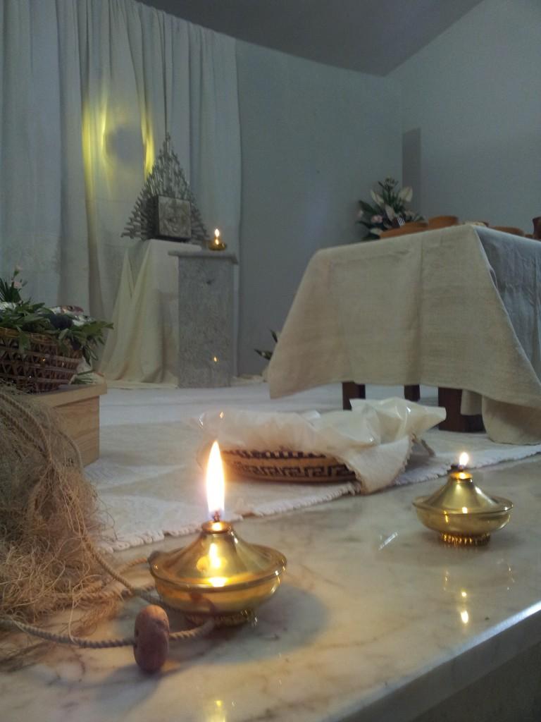 Il Sepolcro di Giovedì Santo