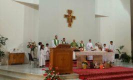 Inizio del ministero di don Gianni Pippia nella parrocchia di San Paolo Apostolo in Oristano