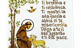 Benedizione di San Francesco, Il Signore ti benedica e ti custodisca