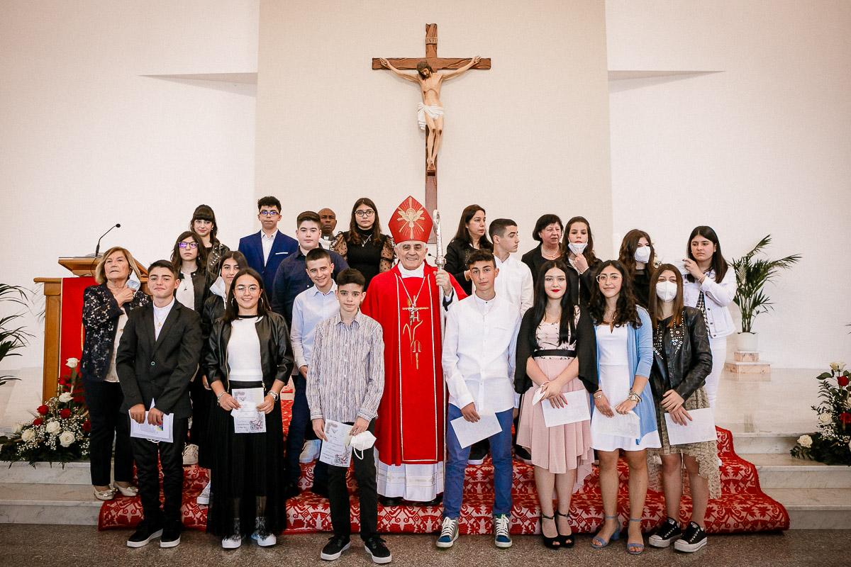 Cresime parrocchia San Paolo Oristano