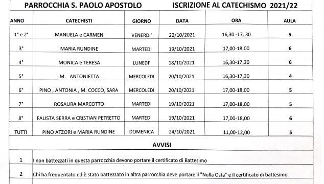 iscrizioni-catechismo-2021
